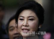 Cảnh sát Thái Lan chính thức xác nhận bà Yingluck đã ra nước ngoài