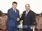 Thủ tướng: Kinh tế, thương mại là lĩnh vực cần ưu tiên hàng đầu trong quan hệ Việt Nam-Ukraine