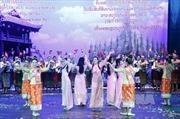 Mít tinh trọng thể kỷ niệm Năm đoàn kết, hữu nghị Việt Nam - Lào 2017