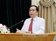 Chủ tịch Ủy ban Trung ương Mặt trận Tổ quốc Việt Nam làm việc tại Đồng Nai
