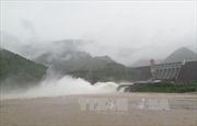 7 giờ ngày 10/9, mở thêm 2 cửa xả đáy tại Thủy điện Sơn La và Thủy điện Hòa Bình