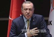 Thổ Nhĩ Kỳ, Kazakhstan đẩy mạnh hợp tác chống khủng bố