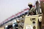Ai Cập tiêu diệt 10 tay súng tại thủ đô Cairo