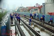 Đường sắt trên cao Cát Linh - Hà Đông lại 'lỡ hẹn' vì thiếu vốn?