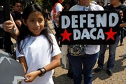 Người Mỹ xuống đường phản đối quyết định hủy chương trình DACA của Tổng thống Trump