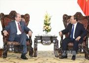 Thủ tướng Nguyễn Xuân Phúc tiếp Bộ trưởng Ngoại giao Brazil và Đại sứ Slovakia