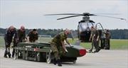 Đức đình chỉ hoạt động xuất khẩu vũ khí sang Thổ Nhĩ Kỳ