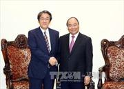 Thủ tướng Nguyễn Xuân Phúc tiếp Đại sứ Nhật Bản và Đại sứ Hungary
