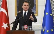 Ankara chỉ trích Đức ngừng xuất khẩu vũ khí sang Thổ Nhĩ Kỳ