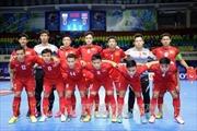 Futsal Việt Nam đặt mục tiêu vào tốp 4 tại Asian Indoor Games 2017