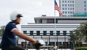 Đại sứ quán Mỹ tạm dừng cấp thị thực cho quan chức ngoại giao Campuchia