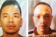 Truy bắt hai đối tượng cực nguy hiểm trốn khỏi trại tạm giam