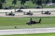 Cố vấn tổng thống Hàn Quốc: Nên cân nhắc giảm quy mô tập trận chung với Mỹ