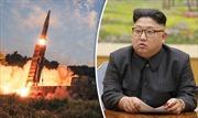 Đáp trả cứng rắn với Bình Nhưỡng, Hàn Quốc lập tức bắn tên lửa về hướng Triều Tiên
