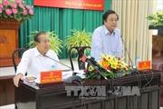 Phó Thủ tướng Thường trực Trương Hòa Bình làm việc tại Đồng Tháp