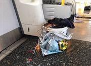 Nổ tại ga tàu điện ngầm London, hành khách giẫm đạp nhau bỏ chạy