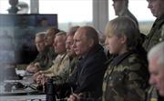 Tổng thống Putin đích thân thị sát cuộc tập trận Zapad quy mô khiến NATO lo lắng