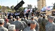 Israel và Mỹ khánh thành căn cứ phòng thủ tên lửa chung đầu tiên