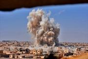 Tấn công tổng lực, quân đội Syria kiểm soát hơn 75% thành phố Deir Al-zor