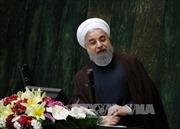 Iran khẳng định duy trì cam kết đối với thỏa thuận hạt nhân