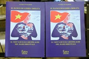 Học giả Italy ra mắt ấn phẩm về chủ quyền biển đảo Việt Nam