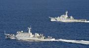 4 tàu Trung Quốc tiến vào khu vực quần đảo tranh chấp thuộc lãnh hải Nhật Bản