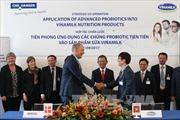 Vinamilk tiếp tục hợp tác chiến lược với tập đoàn sản xuất men sống hàng đầu thế giới