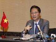 Việt Nam và Lào tăng cường hợp tác phát triển ngành công thương, năng lượng và mỏ