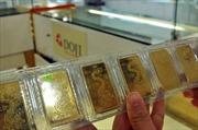 Giá vàng tuần qua sụt giảm mạnh nhất kể từ đầu tháng 9