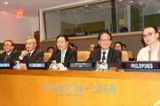Hoạt động của Phó Thủ tướng Phạm Bình Minh bên lề khóa họp ĐHĐ LHQ