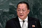 Nhà ngoại giao Triều Tiên với những phát ngôn 'gây bão'