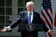 Đáp lời đe dọa của Triều Tiên, Tổng thống Trump tuyên bố phương án 'hủy diệt' đã sẵn sàng