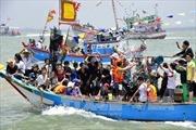 Du lịch Việt Nam: Điểm mới trong lễ hội Nghinh Ông Cần Giờ năm 2017