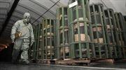 Nga phá hủy lô vũ khí hóa học cuối cùng ngày 27/9