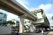 Đường sắt đô thị Cát Linh - Hà Đông: Chạy thử toa xe công trình