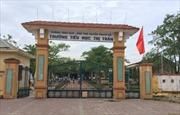Trường tiểu học Thạch Hà vẫn tận thu đầu năm học