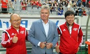 Tuyển Việt Nam có tân Huấn luyện viên người Hàn Quốc