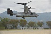 2 máy bay Osprey của Mỹ hạ cánh khẩn xuống sân bay ở Okinawa