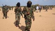 Somalia tiêu diệt nhiều tay súng Al-Shabaab