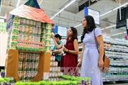 Nhiều người đã có thói quen 'cứ đi siêu thị là chọn hàng Việt'