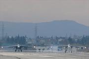 Không quân Nga tiêu diệt 7 chỉ huy mặt trận của IS ở Syria