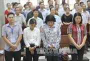 Châu Thị Thu Nga 'gánh' hết tội và xin tòa thả tự do cho 9 thuộc cấp