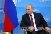 Tổng thống Putin chỉ trích trừng phạt kinh tế chống Nga
