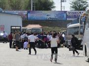 Trung Quốc phạt các công ty mới thuê lao động Triều Tiên