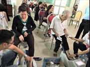 Vinamilk tiếp tục hành trình chăm sóc sức khỏe người cao tuổi