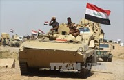 Thành trì cuối cùng của IS ở miền Bắc Iraq được giải phóng