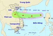 Áp thấp nhiệt đới tiếp tục mạnh thêm, Trung Bộ sẽ có mưa to