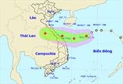 Tối nay 9/10 áp thấp đổ bộ, gió giật cấp 9 gây mưa to ở miền Trung
