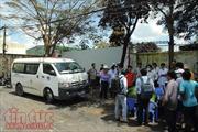 Bốn người bị thương, khu dân cư di tản khẩn cấp vì rò rỉ khí amoniac