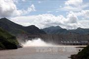Thuỷ điện Sơn La dừng phát điện, không xả nước về hạ du